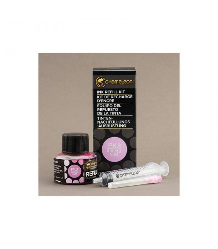 Cerneala marker Buble Gum 25 ml PK3 CHAMELEON