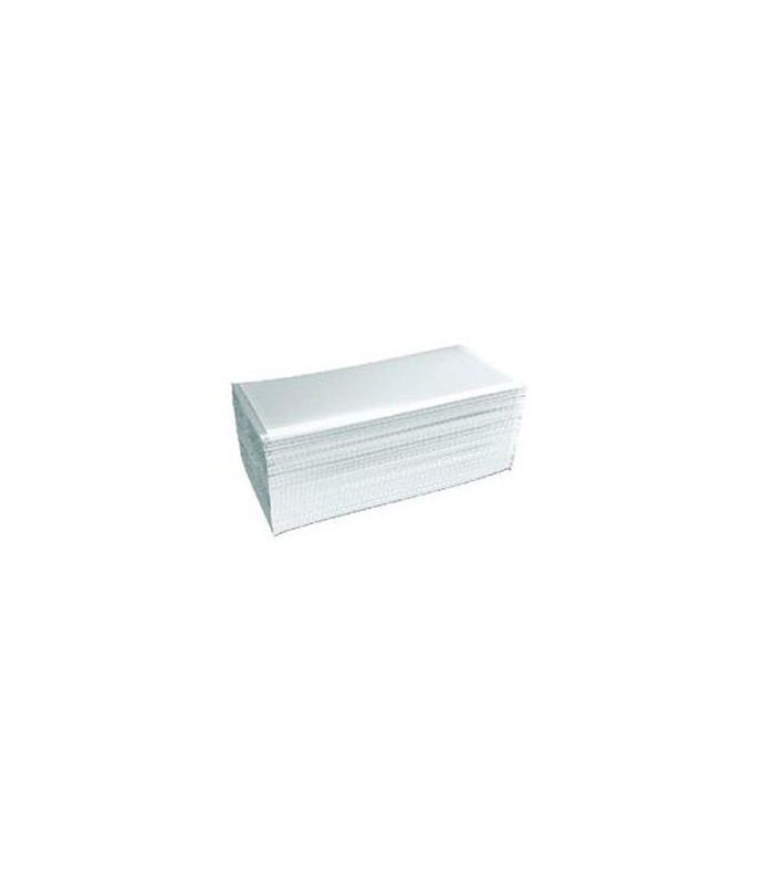 Prosoape ZZ albe, 25 x 23 cm, 150 buc/set, 2 straturi
