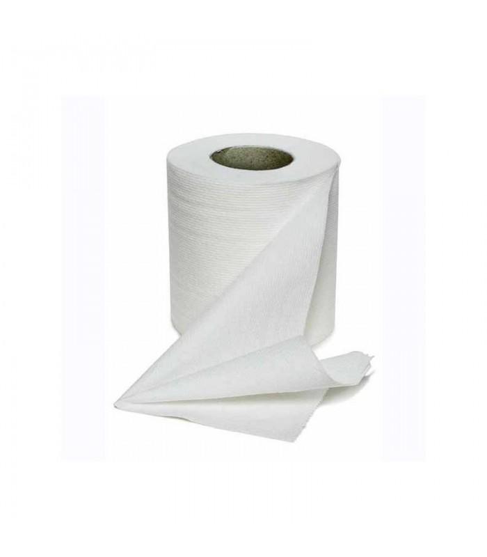 Rulou prosop maxi, alb, 2 straturi, 100 m