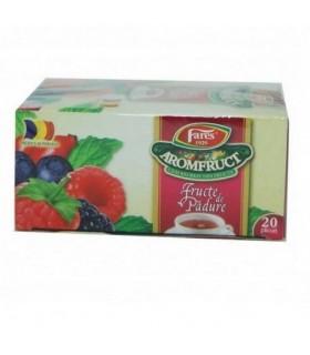 Ceai fructe, diverse arome