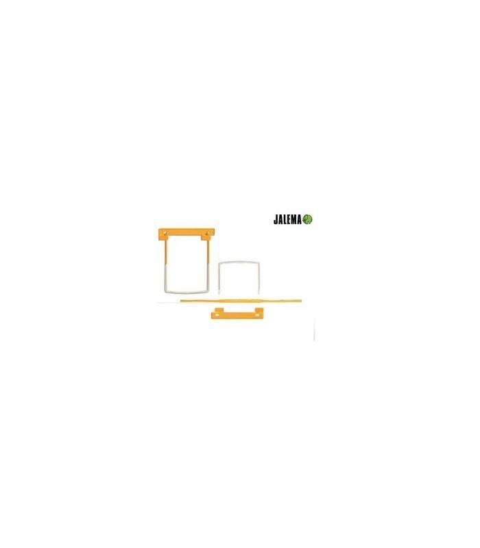 Alonja arhivare de mare capacitate, 10/set, culoare galbena, JALEMA Clip