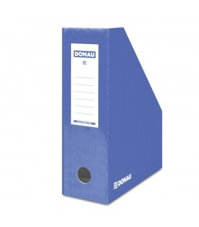 Suport documente vertical, carton laminat, culori diverse, DONAU