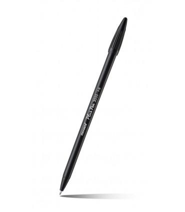 Liner rosu, varf 0.4 mm Plus Pen 3000 MONAMI