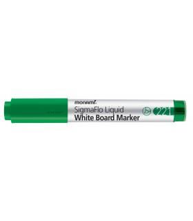 Marker whiteboard verde 221 SigmaFlo, varf 1.5 - 5 mm MONAMI