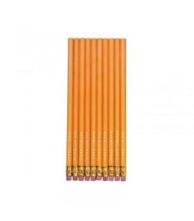 Creioane grafit mina HB 10 bucati/set HERLITZ