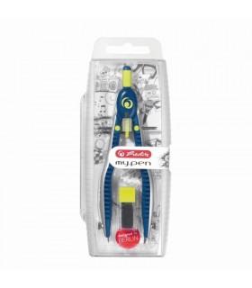 Compas My.Pen cu sistem setare rapida HERLITZ