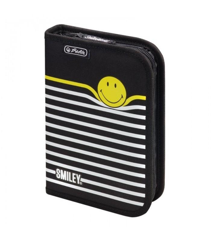 Penar echipat 19 piese, SmileyWorld Black Stripes HERLITZ