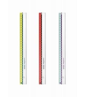 Rigla plastic 30 cm My.Pen HERLITZ