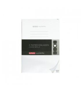 Rezerva A4 40 file 70g veline set 2 bucati My.Book Flex HERLITZ