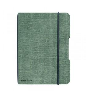Caiet A4, 40 file, matematica, coperta din panza, My.Book Flex HERLITZ