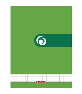 Caiet A5 cu spirala 100 file Economic HERLITZ