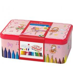 Carioca 33 culori ballerina box Connector FABER-CASTELL