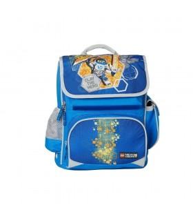 Ghiozdan scoala Premium Nexo Knights bleu LEGO