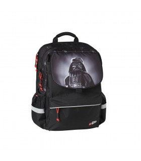 Ghiozdan scoala Starter Plus Star Wars Darth Vader LEGO