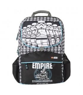 Ghiozdan scoala Starter Plus Star Wars Stormtrooper LEGO
