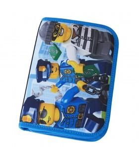 Penar echipat design City Police Chopper LEGO Core Line