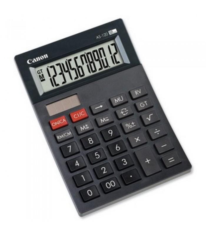 Calculator de birou 12 digiti AS 120 CANON
