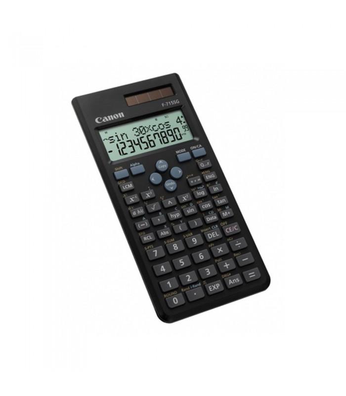 Calculator stiintific 16 digiti F715SGBK CANON