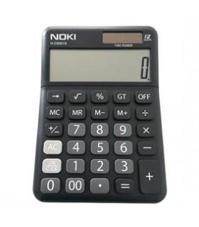 Calculator Birou 12 Digiti HCS001 negru NOKI