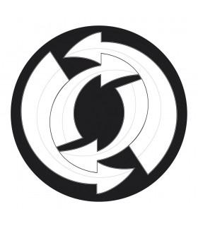 Abtibilduri roti 2 bucati/set Arrows Roller NIKIDOM