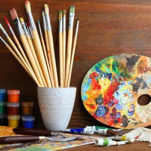 Pictura, desen, arta