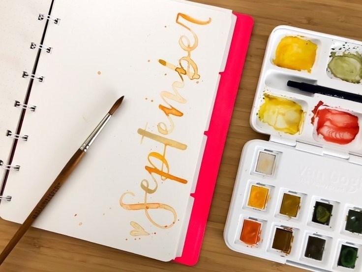 Agenda Notebook Saffiano cu spirala si rezerve A5 Poppy FILOFAX