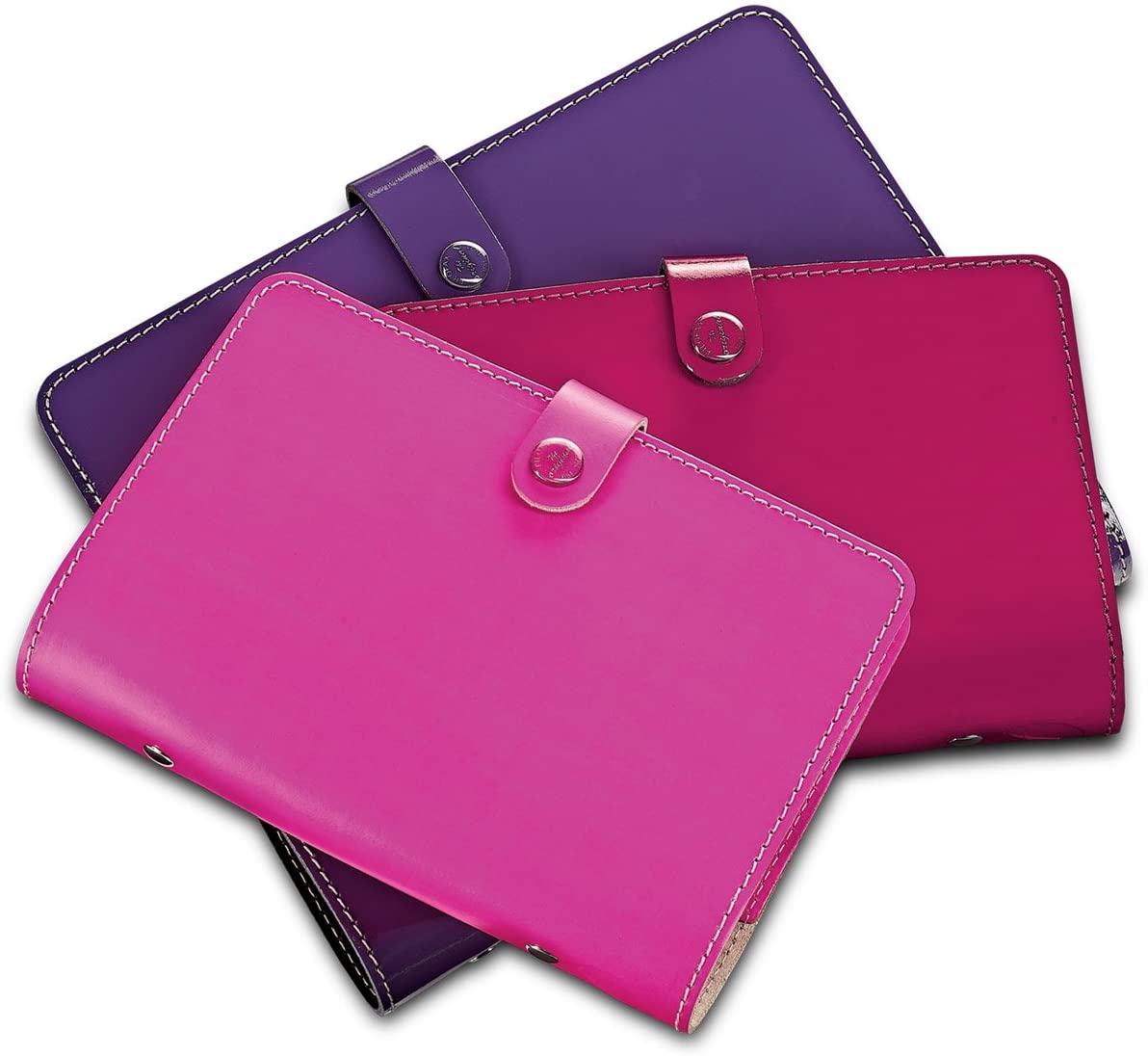 Agenda Organiser Original A5 Fluro Pink FILOFAX