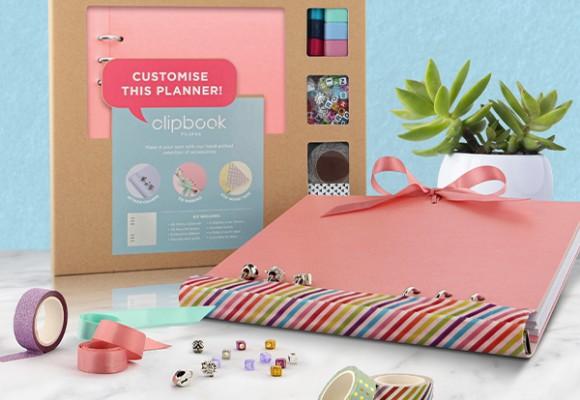 Personalizeaza-ti Agenda Clipbook Filofax!